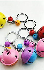 Bell Key Ring Anti - Theft Ornaments Accessories Automotive Key Chain