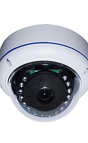 DomeCamera IR Array LED H.264 Dome Vaste brandpuntsafstand