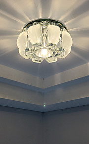 LED Crystal Recessed Ceiling Lights for Hallway
