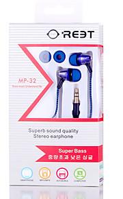 Neutral Product MP-31 Hoofdtelefoons (hoofdband)ForMediaspeler/tablet / Mobiele telefoon / ComputerWithmet microfoon / DJ / Volume