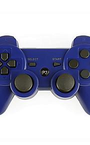 Draadloze DualShock 3-controller, voor PlayStation 3/PS3 (blauw)