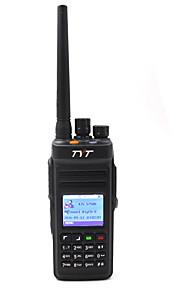 TYT Håndholdt / Analog / Digital MD-398 UHFFM-radio / Nødalarm / Programmerbar med PC software / Strømsparefunktion / Stemmekommando /