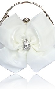 Women Satin Wedding Evening Bag