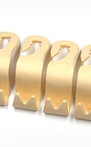autostoel hoofdsteun haak vier pak beige