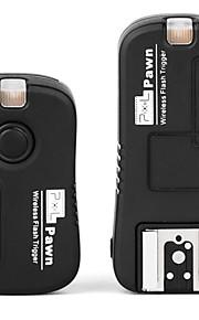 PIXEL® TF-362 wireless led flash light shutter remote control for nikon