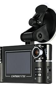 "Factory OEM F30-1 STK HD 1280 x 720 Bil DVR 2,7"" Skærm 1 Dash Cam"