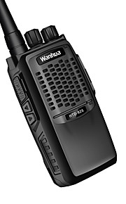 Wanhua HTD-825 radio bidirezionale UHF 403-480mhz walkie-talkie professionale di affari handsc tenuto in mano