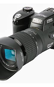 Digitale Camera 720P 1080P Video Out Groothoek 2.8