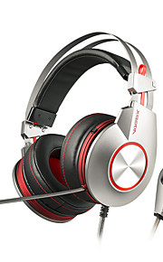 xiberia k5u professionele gaming headset hoofdtelefoon super stereo bass usb geleid stereo gaming headsets voor computer gamer