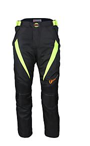 antivento pantaloni da equitazione moto enduro uomini motocross fuoristrada ginocchio sport di corsa pantaloni sportivi di protezione