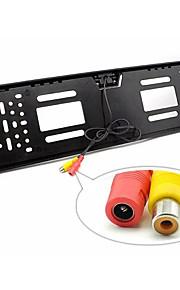 Parkeringshjælp-system bil bakkamera auto ir 4led ccd 1080p hd ede vende universel backup kamera vandtæt nattesyn