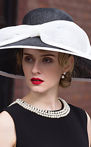 Flax Headpiece-Wedding Special Occasion Hats 1 Piece
