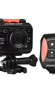Actiecamera / Sportcamera 16MP 2560 x 1920 WIFI Waterbestendig Alles in één Draadloos Groothoek Multifunctioneel60fps 120 fps 30fps