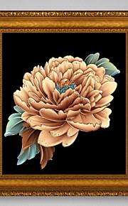 New Crafts Needlework 3D Diamond Painting Peony Flowers Cross Stitch Diy Diamond Drawing Picture Rhinestones Embroidery Crystals