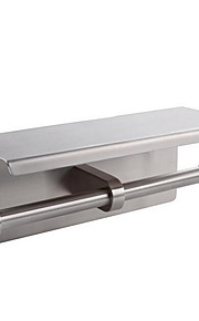 Double Toilet Paper Holders Modern Others Stainless Steel