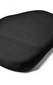 autoyouth 1stk bil lændestøtte pude massage lumbal pude autostol pude lændestøtte til rygstøtte pad sæde
