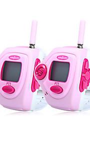 820 2stk armbåndsur stil walkie talkie