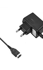 cable adaptador cargador de la fuente de alimentación de CA de pared hogar de la UE para Nintendo DS NDS GBA SP
