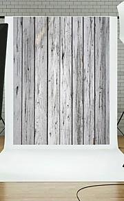 5x7ft piano muro photography fondo in legno in studio puntelli blu bordo tema nuovo