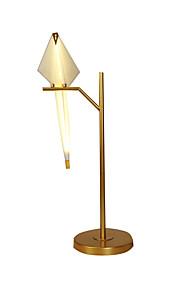3 Moderno/ Contemporâneo Luminária de Escrivaninha , Característica para LED , com Dourado Usar Interruptor On/Off Interruptor
