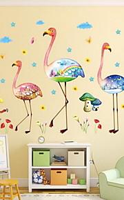 Tiere Wand-Sticker Flugzeug-Wand Sticker Dekorative Wand Sticker,Vinyl Stoff Haus Dekoration Wandtattoo