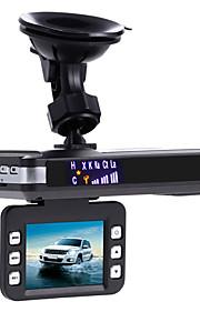 fabriek OEM GMT-otf-vgr1-11 Jieli (vasteland) HD 1280 x 720 auto DVR 2,7 inch scherm 9712 dash cam