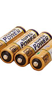aa zink tørcellebatteri 1.5V 60 pack