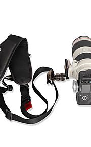 SLR-Riem- voorUniverseel-Eén-schouder- metStofbestendig-Zwart