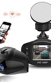 1080p wifi auto dvr camera Novatek 96.658 sony 323 lens hd video registrator mini-auto camera recorder dash cam g-sensor WDR