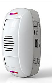 Two-Way Human Body Sensor Doorbell Wireless Infrared Welcome Welcome Welcome To The Doorbell Shop Burglar Alarm