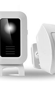 433MHZ Welcome To The Doorbell Sensor Shop Door Ding Dong Voice Infrared Alarm