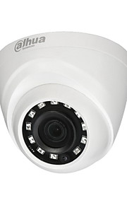 dahua® HAC-hdw1000r 1MP hdcvi ir oogbol dome camera met 720p en 3.6mm vaste lens nachtzicht