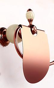 Facial Tissue Holders Modern Brass