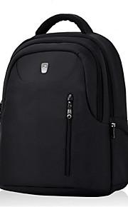 Hosen hs-361 15 tommer bærbar taske unisex nylon vandtæt åndbar skulder taske business pakke til ipad computer og tablet pc