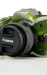 SLR-Hoes- voorCanon-Eén-schouder- met-Zwart Groen Bruin