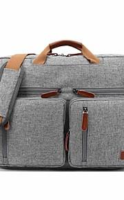 17,3 tommer business laptop multifunktionel håndtaske rygsæk skuldertaske notebook taske til dell / hp / lenovo / Sony / acer / overflade