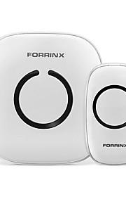 FORRINX Wireless Home Doorbell Long Distance Waterproof Doorbell Old Man Pager A Drag One