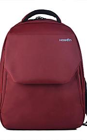 Hosen hs-320 15-tommer computer bærbar taske vandtæt stødtæt åndbar nylon skulder taske til ipad / notebook / ablet pc