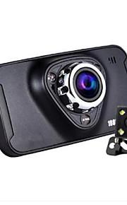 Conducir grabador lente dual de múltiples funciones de vigilancia inteligente de anti-colisión de m7v porcelana antes y después de la