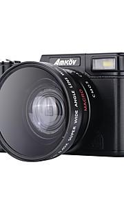 Fotocamera digitale 1080P Nero