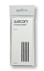 Wacom penfill neutraali kynä korvike ydin 77mm musta 5 pakkausta pth-660 pth-860