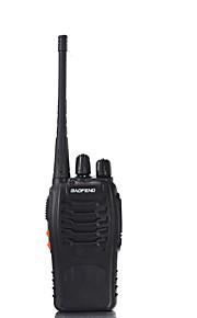 Draagbaar Energiebesparende functie VOX Waarschuwing laag batterijniveau Monitor Bezet kanaal uitschakeling 3km-5km 3km-5km 16 1 stuks