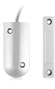 Commutateur magnétique câblé alarme de contact alarme / capteur de porte pour volet roulant