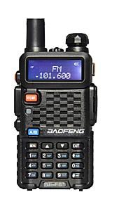 Baofeng bf-f8 plus bf-f8 mini walkie talkie 5w 136-174mhz 400-520mhz vhf / uhf dual band handheld zendontvanger tweerichtings radio