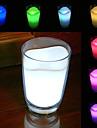 Lampe Style Verre de Lait, Changement de Couleurs, 7 Couleurs (CEG200)
