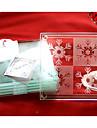 Snowflake Coasters(set of 2)