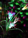 lumiere solaire de fleur conduit (1049-cis-28079)