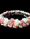 Women\'s/Flower Girl\'s Paper Headpiece - Wedding/Special Occasion/Outdoor Flowers