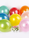 Wedding Décor Solid Color Round Ballon (set of 100)