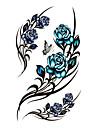 5 st steg vattentäta tillfällig tatuering (17.5cm * 10cm)